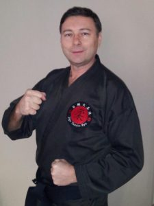 Dr. Shouka is a martial arts master, Pilates instructor and Tustin chiropractor