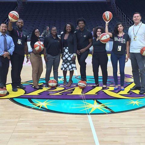 Sports medicine, sports injury rehab for professional basketball team